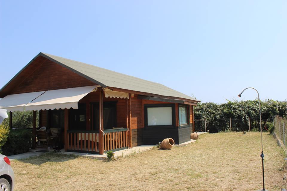 LEPTOKARIJA prodaja kuće 60m² sa dvorištem blizu mora