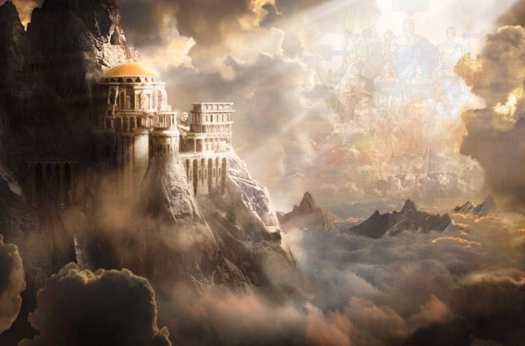 GRČKI BOGOVI OLIMPA dvanaest bogova