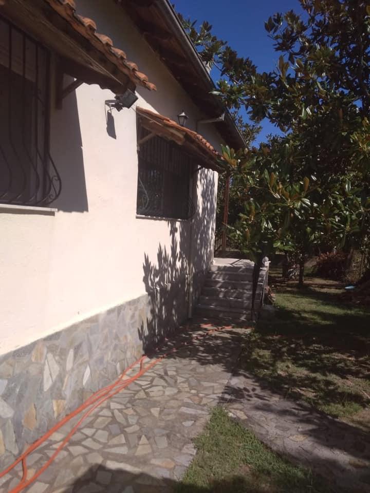 LEPTOKARIJA kuća 80m²+dve terase 20m² plac 500m²
