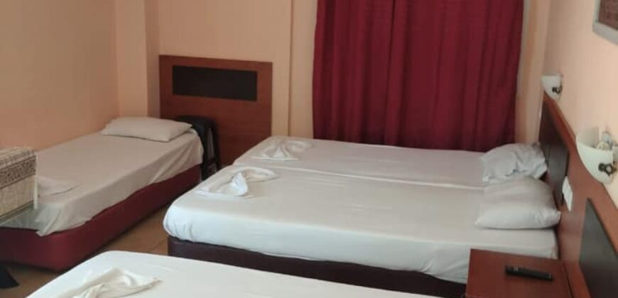 LEPTOKARIJA na prodaju nov hotel 10 apartmana