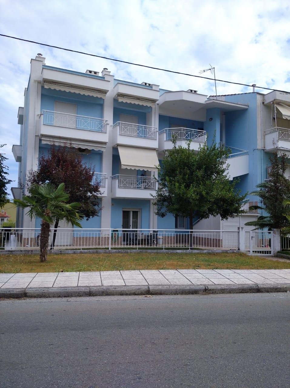 LEPTOKARIJA na prodaju stan 68m²+terase 25m²+ostava 10m²